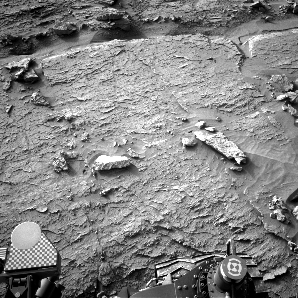 Nasa's Mars rover Curiosity acquired this image using its Right Navigation Camera on Sol 3092, at drive 2578, site number 87