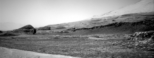 Nasa's Mars rover Curiosity acquired this image using its Right Navigation Camera on Sol 3093, at drive 2578, site number 87