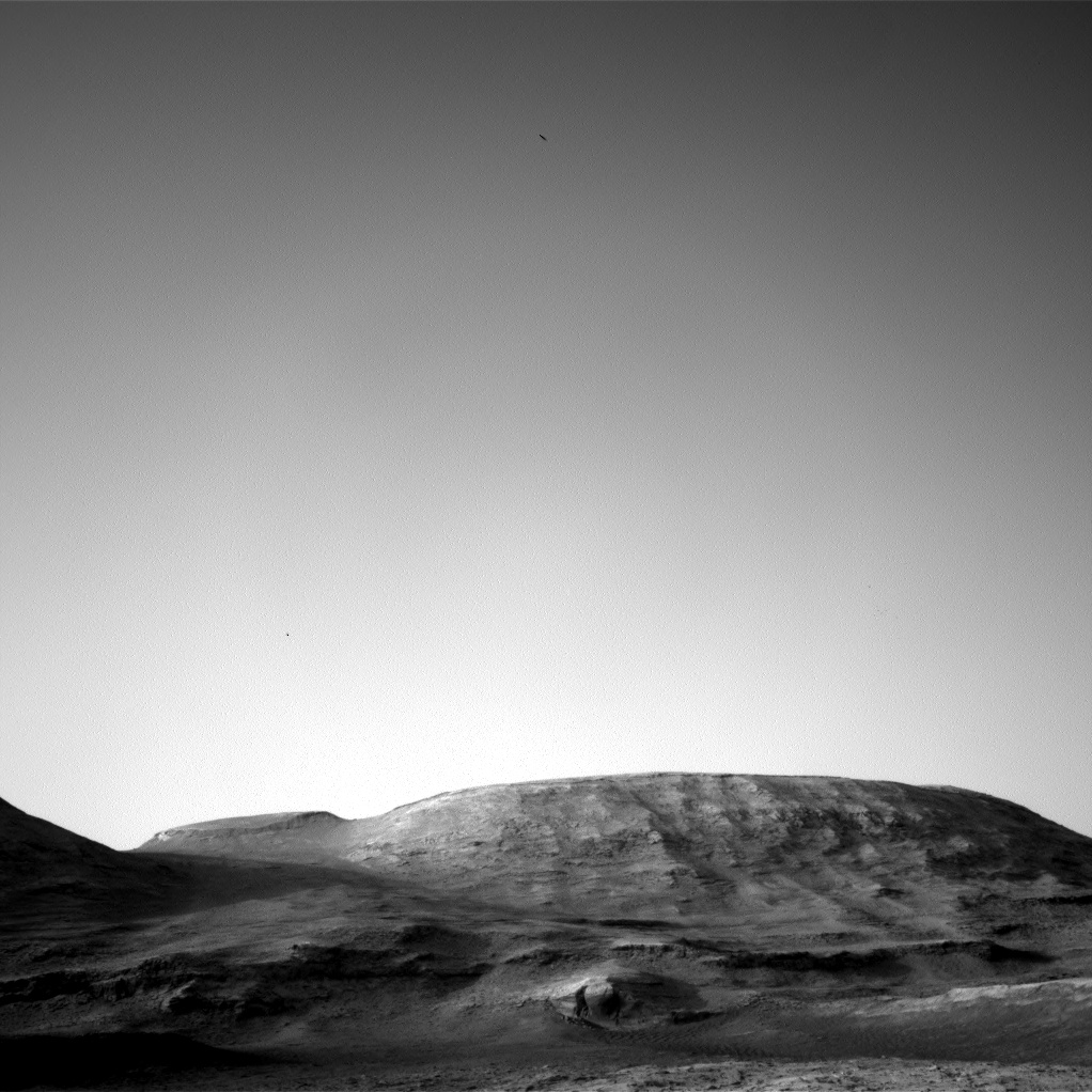 Nasa's Mars rover Curiosity acquired this image using its Right Navigation Camera on Sol 3094, at drive 2578, site number 87