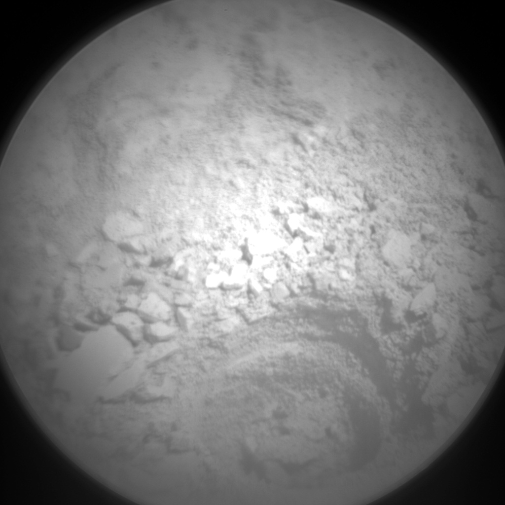 Nasa's Mars rover Curiosity acquired this image using its Chemistry & Camera (ChemCam) on Sol 3095, at drive 2578, site number 87