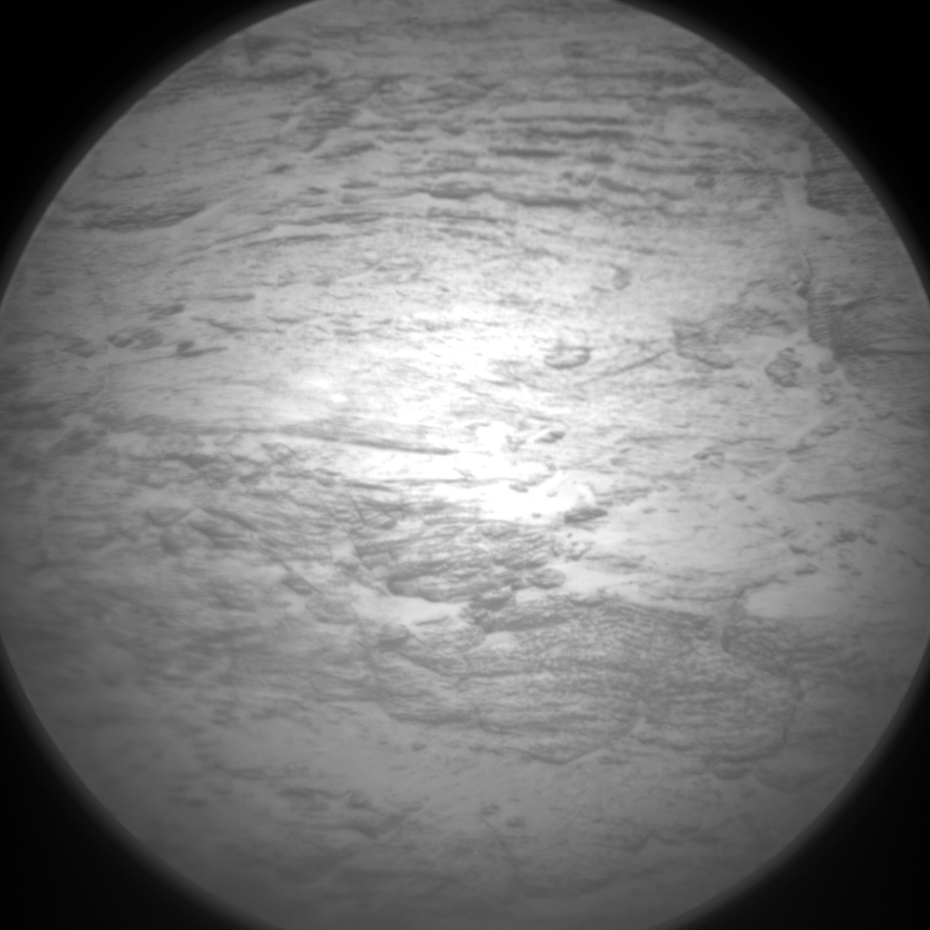 Nasa's Mars rover Curiosity acquired this image using its Chemistry & Camera (ChemCam) on Sol 3101, at drive 2578, site number 87