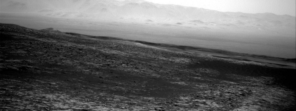 Nasa's Mars rover Curiosity acquired this image using its Right Navigation Camera on Sol 3102, at drive 2578, site number 87