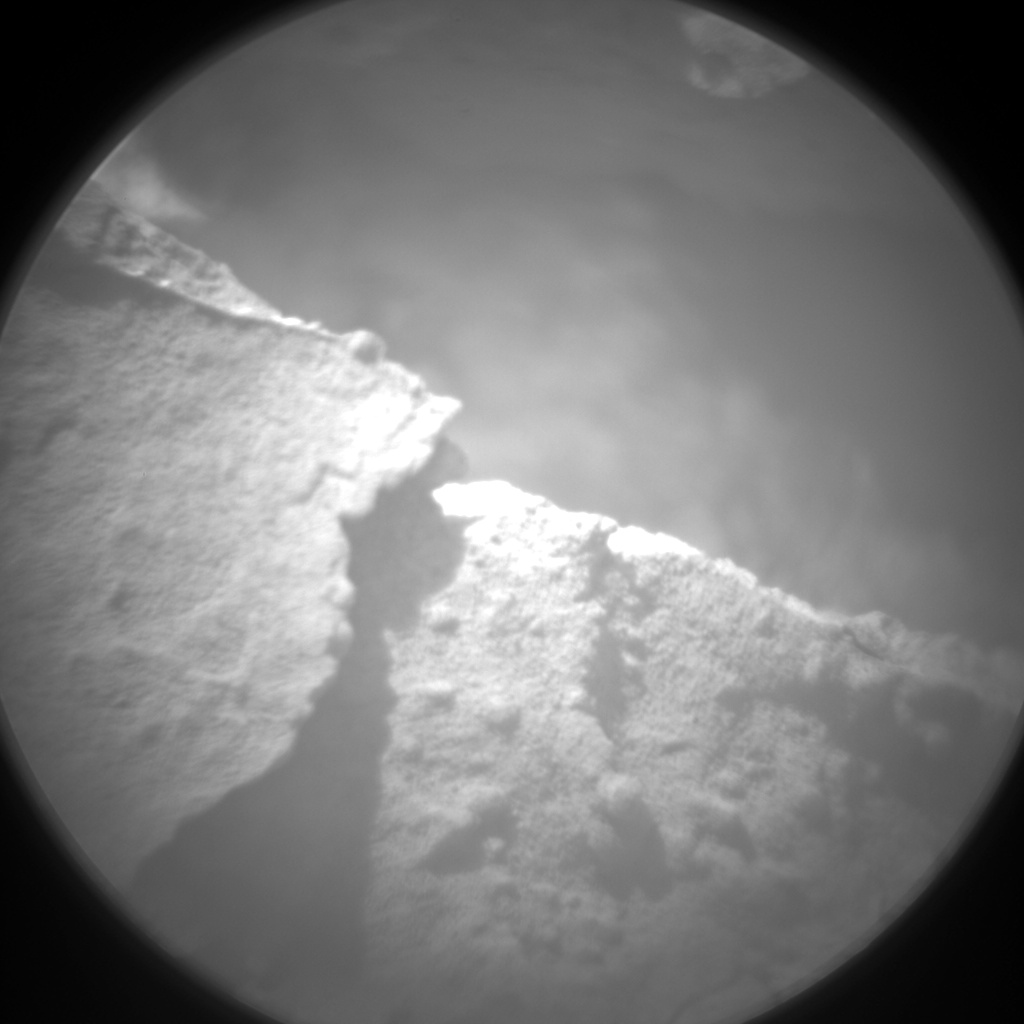 Nasa's Mars rover Curiosity acquired this image using its Chemistry & Camera (ChemCam) on Sol 3105, at drive 2578, site number 87
