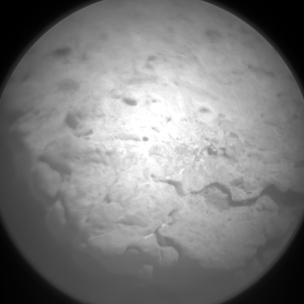 Nasa's Mars rover Curiosity acquired this image using its Chemistry & Camera (ChemCam) on Sol 3109, at drive 2578, site number 87