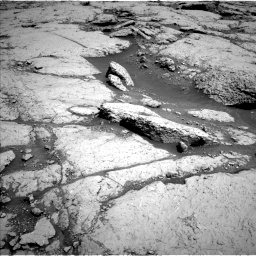Nasa's Mars rover Curiosity acquired this image using its Left Navigation Camera on Sol 3109, at drive 2812, site number 87