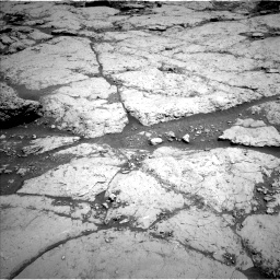Nasa's Mars rover Curiosity acquired this image using its Left Navigation Camera on Sol 3109, at drive 2836, site number 87