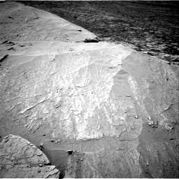 Nasa's Mars rover Curiosity acquired this image using its Right Navigation Camera on Sol 3109, at drive 2608, site number 87
