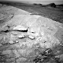 Nasa's Mars rover Curiosity acquired this image using its Right Navigation Camera on Sol 3109, at drive 2626, site number 87