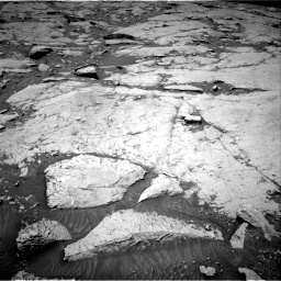 Nasa's Mars rover Curiosity acquired this image using its Right Navigation Camera on Sol 3109, at drive 2788, site number 87