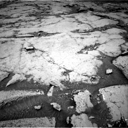 Nasa's Mars rover Curiosity acquired this image using its Right Navigation Camera on Sol 3109, at drive 2794, site number 87