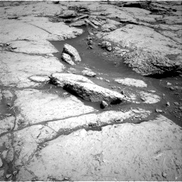 Nasa's Mars rover Curiosity acquired this image using its Right Navigation Camera on Sol 3109, at drive 2812, site number 87