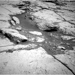 Nasa's Mars rover Curiosity acquired this image using its Right Navigation Camera on Sol 3109, at drive 2818, site number 87
