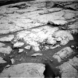 Nasa's Mars rover Curiosity acquired this image using its Right Navigation Camera on Sol 3109, at drive 2854, site number 87