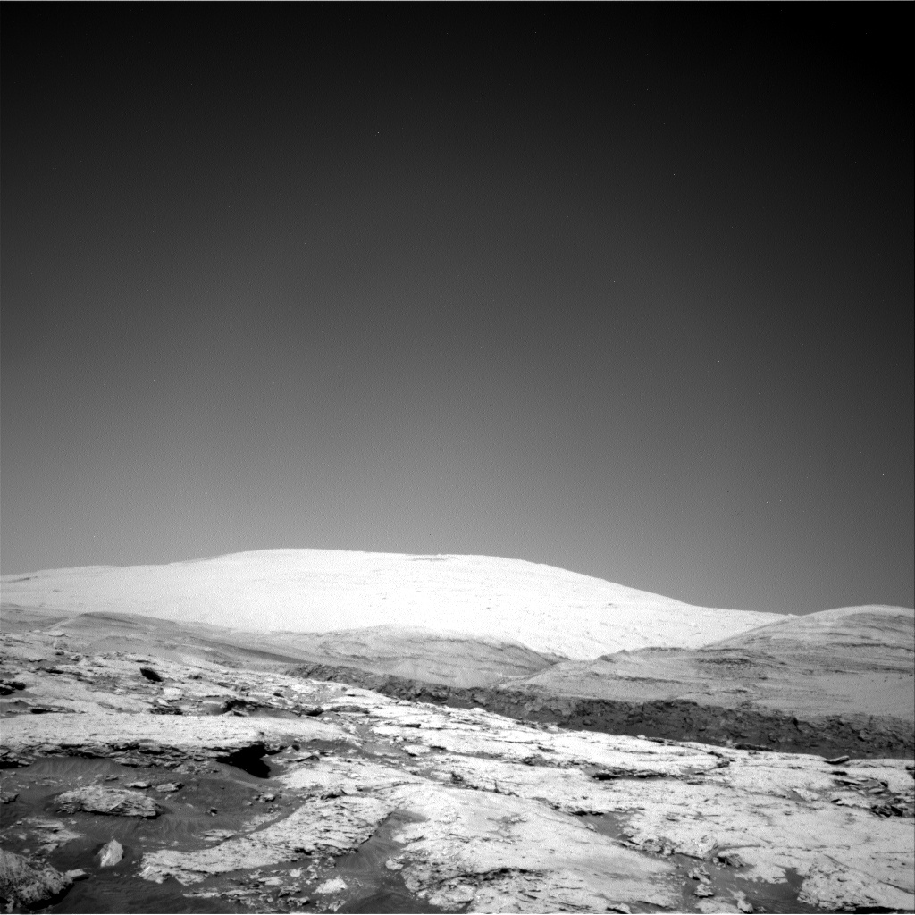 Nasa's Mars rover Curiosity acquired this image using its Right Navigation Camera on Sol 3111, at drive 2902, site number 87