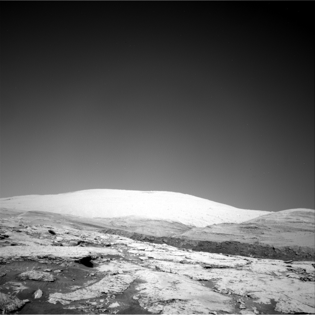 Nasa's Mars rover Curiosity acquired this image using its Right Navigation Camera on Sol 3112, at drive 2902, site number 87
