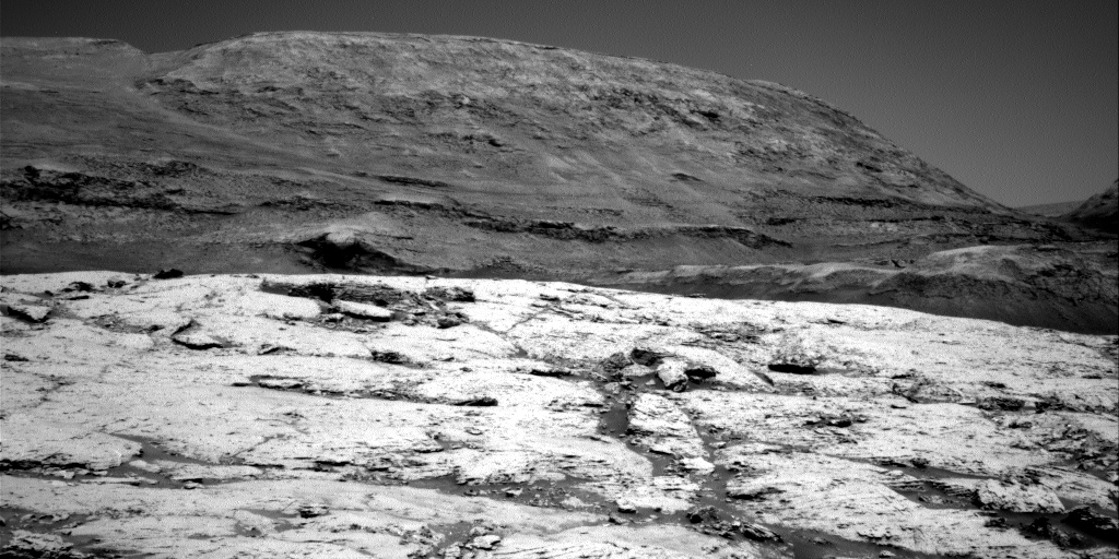 Nasa's Mars rover Curiosity acquired this image using its Right Navigation Camera on Sol 3113, at drive 2902, site number 87