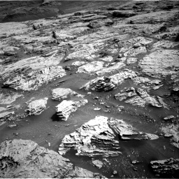 Nasa's Mars rover Curiosity acquired this image using its Right Navigation Camera on Sol 3113, at drive 2932, site number 87