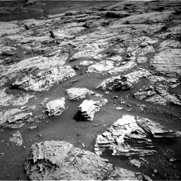 Nasa's Mars rover Curiosity acquired this image using its Right Navigation Camera on Sol 3113, at drive 2938, site number 87