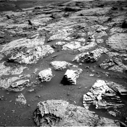 Nasa's Mars rover Curiosity acquired this image using its Right Navigation Camera on Sol 3113, at drive 2944, site number 87