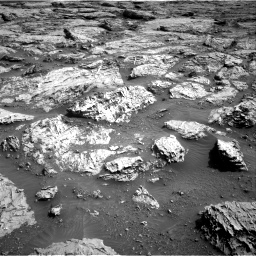 Nasa's Mars rover Curiosity acquired this image using its Right Navigation Camera on Sol 3113, at drive 2962, site number 87