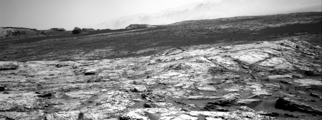 Nasa's Mars rover Curiosity acquired this image using its Right Navigation Camera on Sol 3114, at drive 0, site number 88