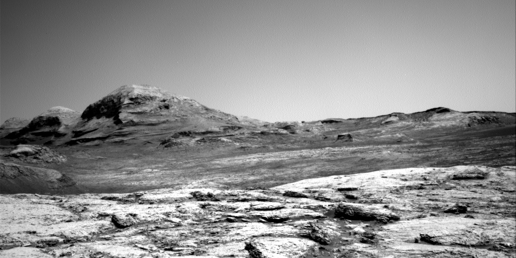 Nasa's Mars rover Curiosity acquired this image using its Right Navigation Camera on Sol 3116, at drive 0, site number 88