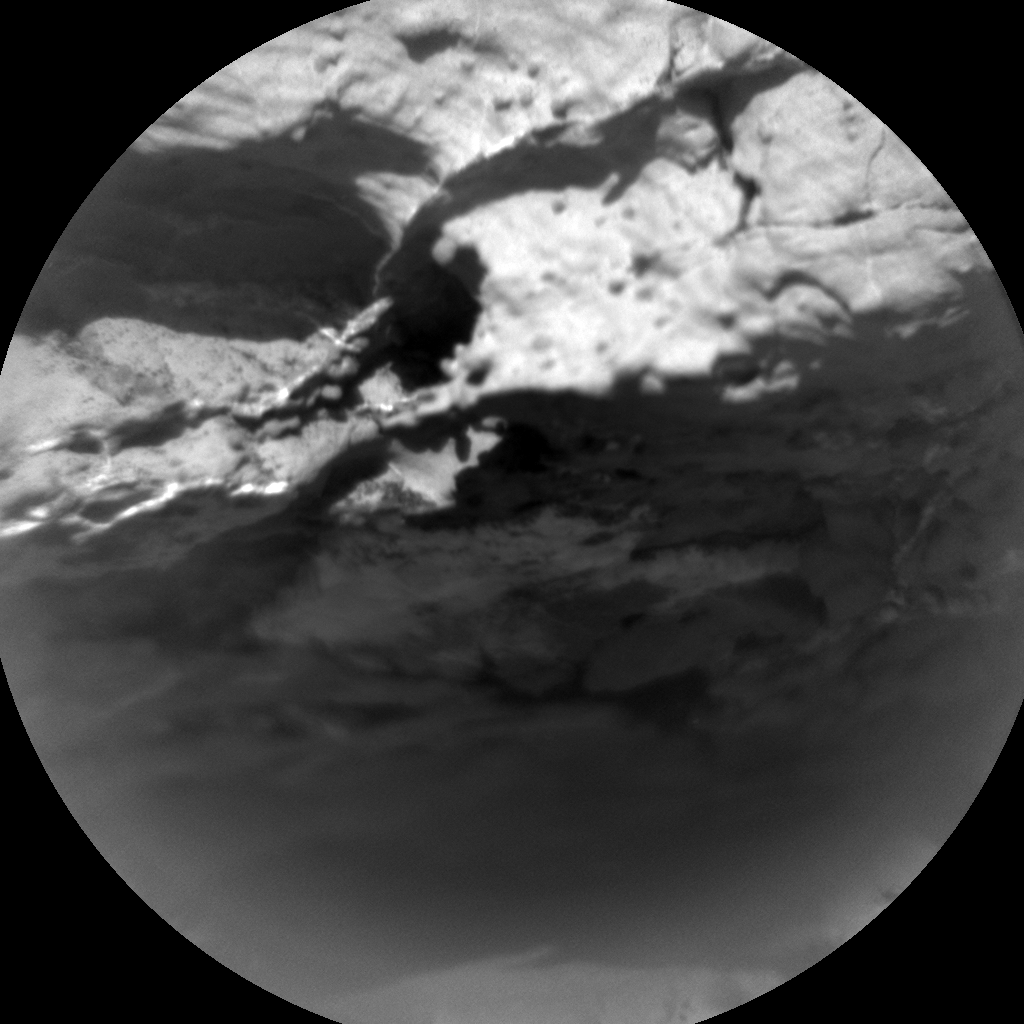 Nasa's Mars rover Curiosity acquired this image using its Chemistry & Camera (ChemCam) on Sol 3116, at drive 0, site number 88