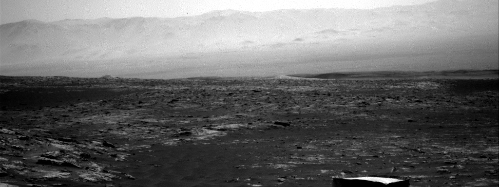Nasa's Mars rover Curiosity acquired this image using its Right Navigation Camera on Sol 3117, at drive 0, site number 88