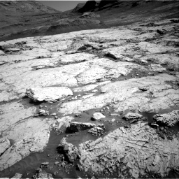 Nasa's Mars rover Curiosity acquired this image using its Right Navigation Camera on Sol 3117, at drive 24, site number 88