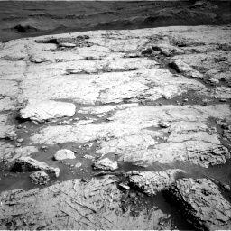 Nasa's Mars rover Curiosity acquired this image using its Right Navigation Camera on Sol 3117, at drive 30, site number 88