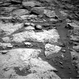 Nasa's Mars rover Curiosity acquired this image using its Right Navigation Camera on Sol 3117, at drive 78, site number 88