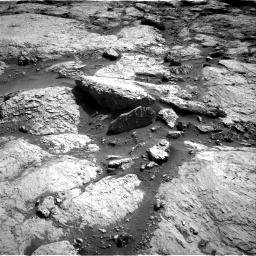 Nasa's Mars rover Curiosity acquired this image using its Right Navigation Camera on Sol 3117, at drive 114, site number 88