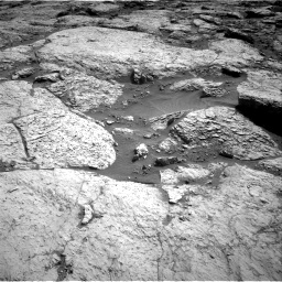 Nasa's Mars rover Curiosity acquired this image using its Right Navigation Camera on Sol 3117, at drive 132, site number 88