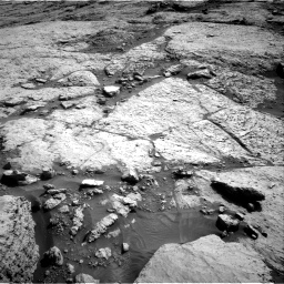 Nasa's Mars rover Curiosity acquired this image using its Right Navigation Camera on Sol 3117, at drive 150, site number 88