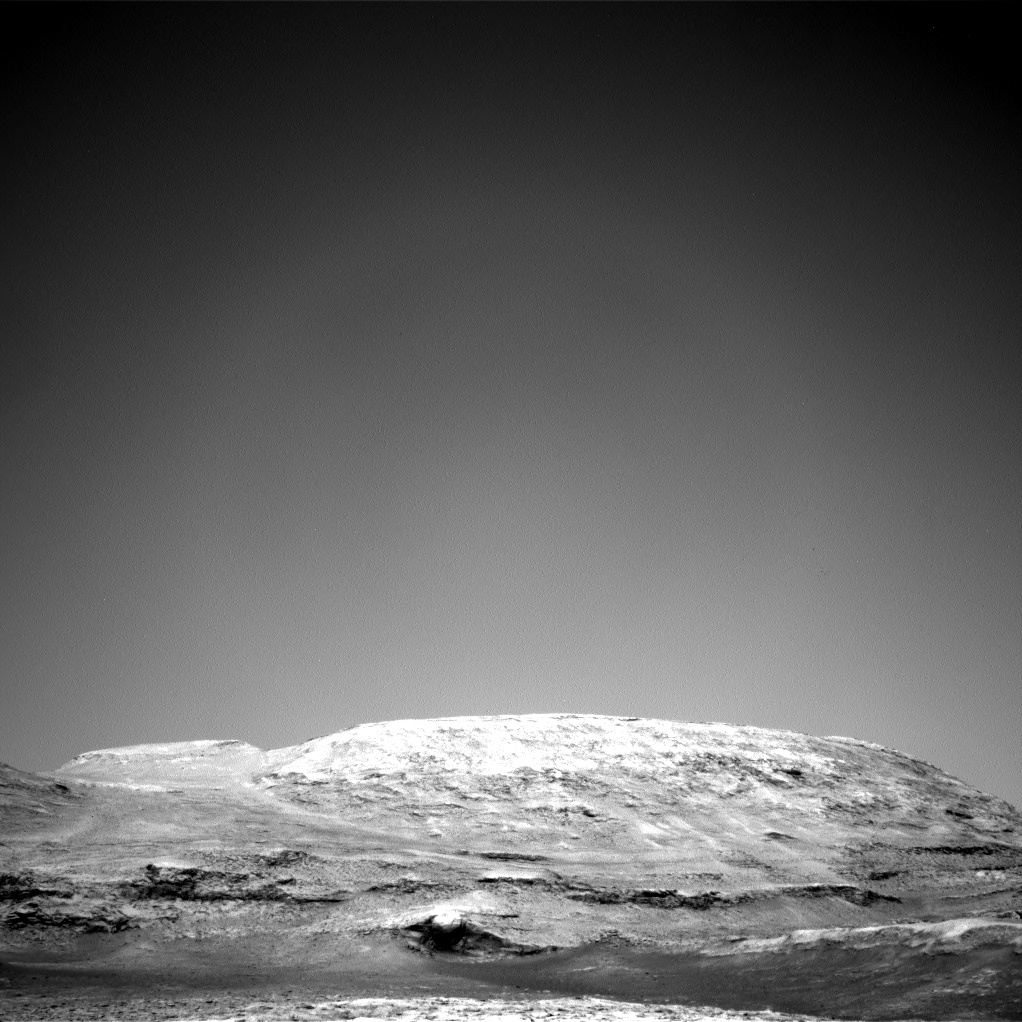 Nasa's Mars rover Curiosity acquired this image using its Right Navigation Camera on Sol 3119, at drive 156, site number 88