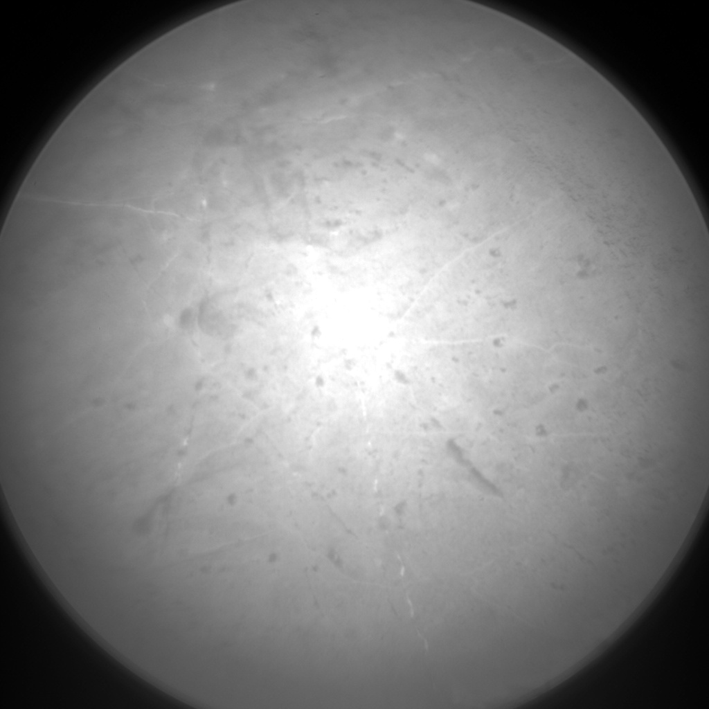 Nasa's Mars rover Curiosity acquired this image using its Chemistry & Camera (ChemCam) on Sol 3120, at drive 156, site number 88