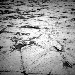Nasa's Mars rover Curiosity acquired this image using its Left Navigation Camera on Sol 3120, at drive 282, site number 88