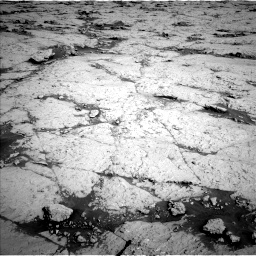 Nasa's Mars rover Curiosity acquired this image using its Left Navigation Camera on Sol 3120, at drive 312, site number 88