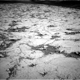 Nasa's Mars rover Curiosity acquired this image using its Left Navigation Camera on Sol 3120, at drive 336, site number 88