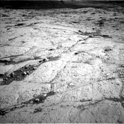Nasa's Mars rover Curiosity acquired this image using its Left Navigation Camera on Sol 3120, at drive 348, site number 88