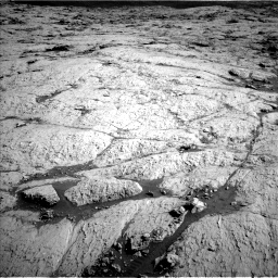 Nasa's Mars rover Curiosity acquired this image using its Left Navigation Camera on Sol 3120, at drive 360, site number 88