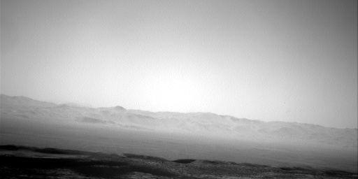 Nasa's Mars rover Curiosity acquired this image using its Right Navigation Camera on Sol 3120, at drive 156, site number 88