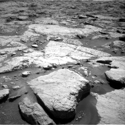 Nasa's Mars rover Curiosity acquired this image using its Right Navigation Camera on Sol 3120, at drive 204, site number 88