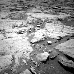 Nasa's Mars rover Curiosity acquired this image using its Right Navigation Camera on Sol 3120, at drive 216, site number 88