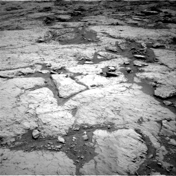 Nasa's Mars rover Curiosity acquired this image using its Right Navigation Camera on Sol 3120, at drive 228, site number 88