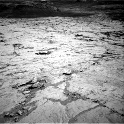 Nasa's Mars rover Curiosity acquired this image using its Right Navigation Camera on Sol 3120, at drive 246, site number 88