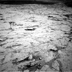 Nasa's Mars rover Curiosity acquired this image using its Right Navigation Camera on Sol 3120, at drive 252, site number 88