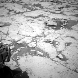 Nasa's Mars rover Curiosity acquired this image using its Right Navigation Camera on Sol 3120, at drive 270, site number 88