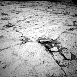 Nasa's Mars rover Curiosity acquired this image using its Right Navigation Camera on Sol 3120, at drive 288, site number 88