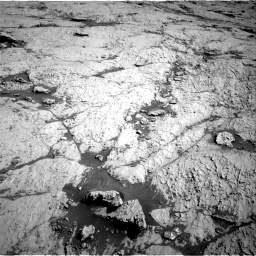 Nasa's Mars rover Curiosity acquired this image using its Right Navigation Camera on Sol 3120, at drive 312, site number 88